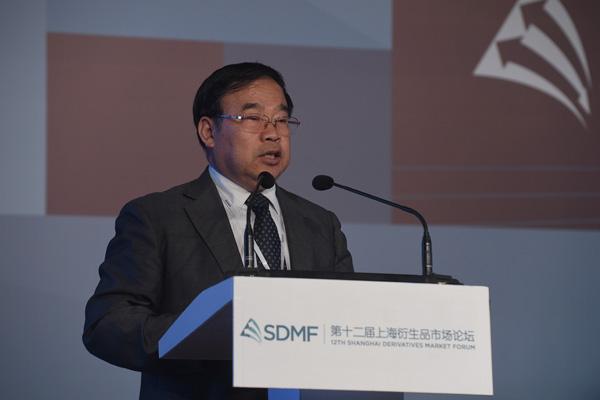 金瑞期货有限公司总经理卢赣平