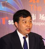 中钢协副会长 朱继民