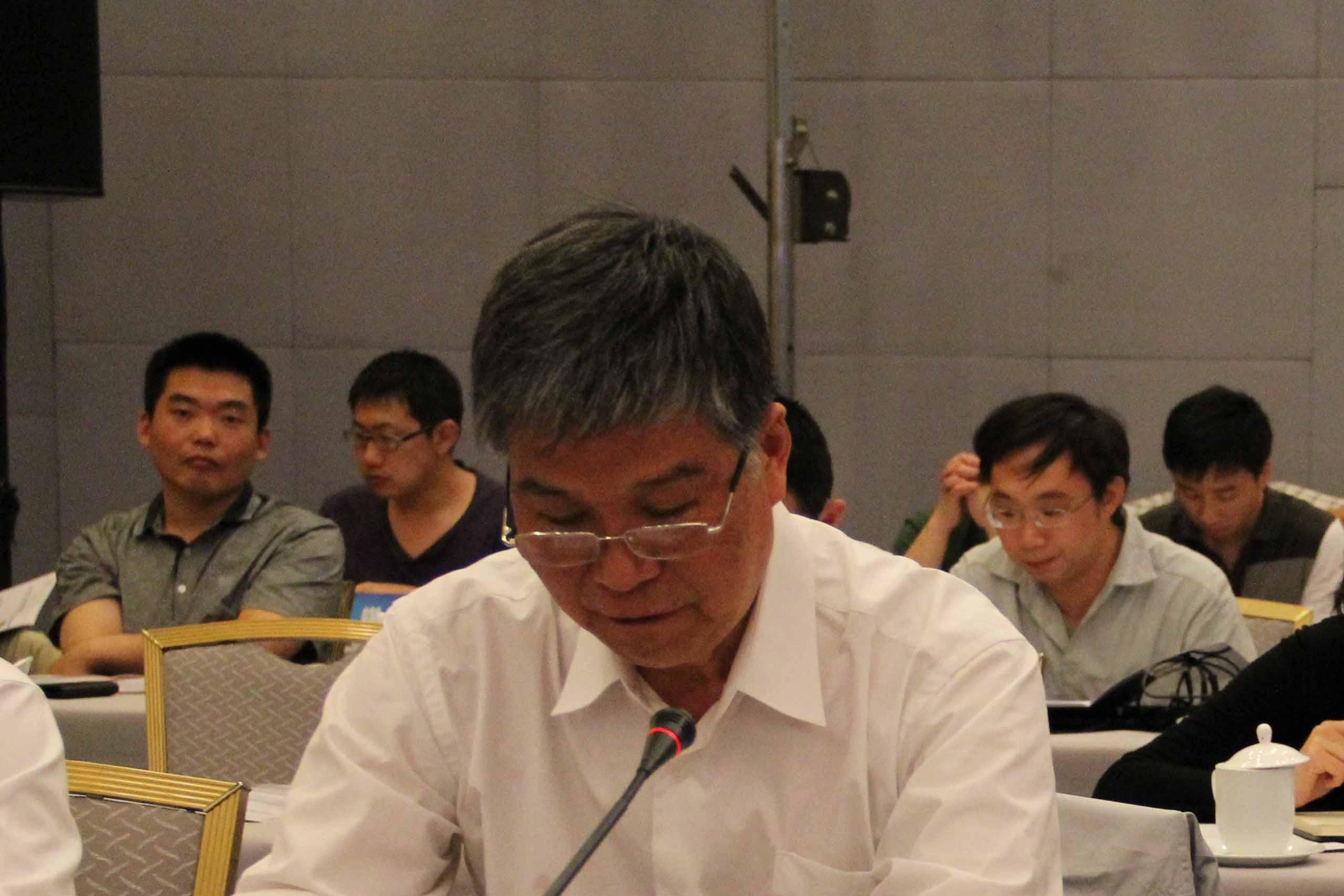 中国棉纺织行业协会副会长