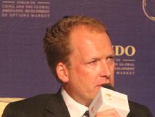 泛欧交易所衍生品部门业务发展负责人
