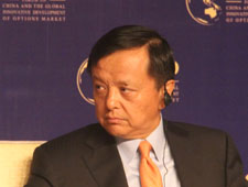 香港交易所执行总裁