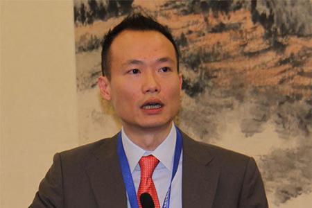 世界黄金协会中国区投资负责人陈伟贤