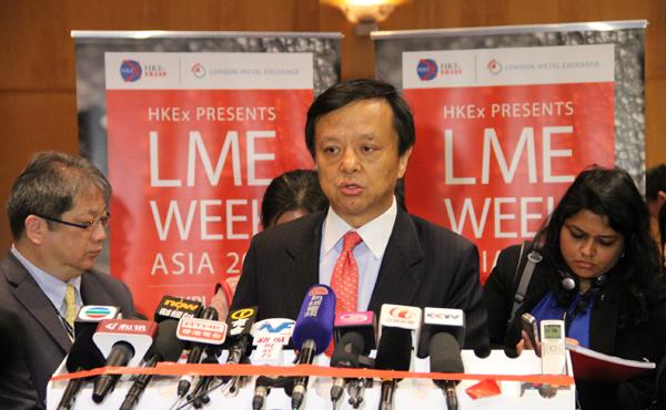 李小加:香港想做期货市场加速剂