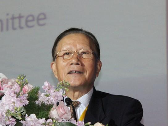 PECC中国金融委员会主席、证监会前主席 周道炯